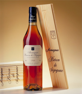 armagnac bottle