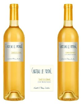 Chateau le payral wine