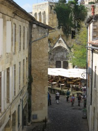 St.Emilion Village Tour