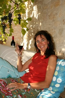 Andrea Sutherland - France Wine Tours